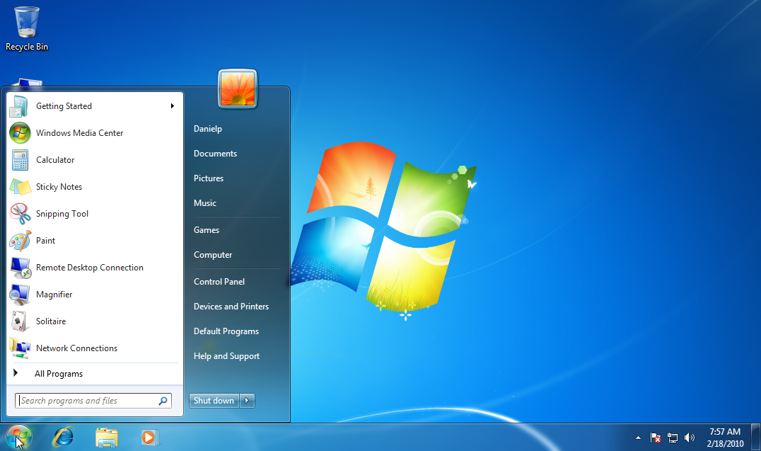 how to turn my computer screen upside down windows 7